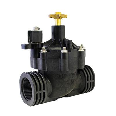 buckner superior valve